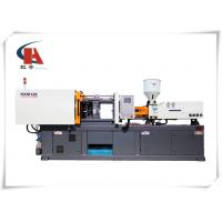 Cheap Polymer Injection Molding Machine , Plastic Injection Molding Machine 92 - 120 G/S Rate for sale