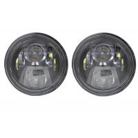 Cheap 7 Inch Jeep JK LED Headlights Conversion Kit For TJ FJ Hummer Trucks Motorcy for sale