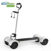 Cheap Golf 4 Wheel Skateboard Folding Electric Scooter 10.5 Inch Tire For Outdoor Tour for sale