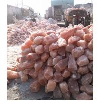 Cheap Crystal Rock salt natural lumps/stones in big sizes for sale