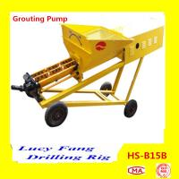 Cheap China Hot Sale HS-B15B Grouting Pump for sale