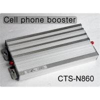 Buy cheap CDMA 800 cell phone booster CTS-860 60db from wholesalers