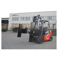 Cheap Custom sideshifting tyre clamp/ forklift attachment for HC,HELI and DALIAN brand for sale