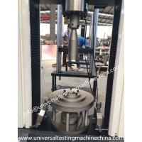 China ASTM D6241 Geotextile CBR static Bursting, Puncture Resistance Testing Machine on sale