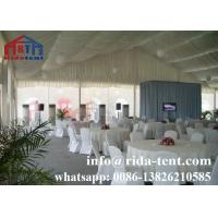 Buy cheap Custom Stable Marquee Party Tent For Exhibition Booth Water Resistant from wholesalers