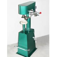 Cheap Manual sealing Food Packaging Machines for paper can 30 - 320mm Height for sale