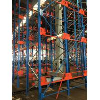 Cheap Free Standing Fully Automated Warehouse System , Industrial Storage Racking Systems for sale