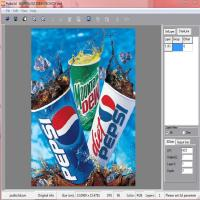 China PLASTICLENTICULAR PSDTO3D Lenticular Software Designing 3d lenticular graphic software on sale