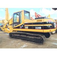 Buy cheap used caterpillar 320B 325B 330B 320C 325C 325D EXCAVATOR CAT 320 crawler from wholesalers