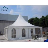 Buy cheap 8x8m Trade Show Canopy Large Pagoda Tents For Events And Parties from wholesalers