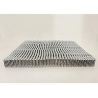 Cheap Durable Heat Exchange Radiator Fin Aluminum Car Parts For New Energy Vehicle for sale