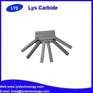 High quality Tungsten carbide strips