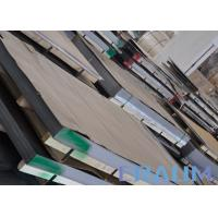 Buy cheap Seamless Alloy B / B-2 ASTM B333 Nickel Alloy Plate / Sheet / Strips from wholesalers
