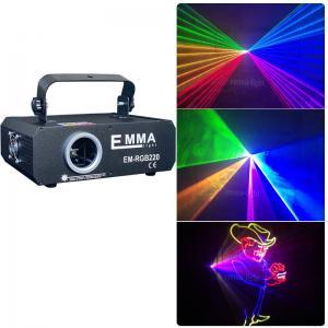Cheap Mini 3d rgb laser 500mw dj lights dmx+ilda+sd card multi color rgb laser for sale