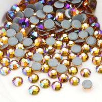 Cheap Heat Fix Low Lead MC Rhinestone For Clothing Customized Size And Color for sale