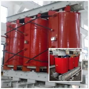 Cheap 10kV - Class New Energy Transformer Solar Dry Three Phase Transformer for sale