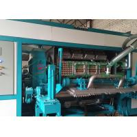 Cheap Rotary Automatic Egg Tray Machine For Carton Production Industry 4000Pcs / H for sale