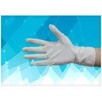 China Tear Resistance Clinical Gloves Disposable , Disposable Exam Gloves Sterilized By Gamma Radiation on sale