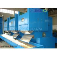 Electronic weighing Polyester Fiber Bale Opening machine For Wadding Making Manufactures