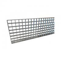 Cheap Press Locked Mild Steel Bar Grating For Road Bearing Bar 25*2 CE Certification for sale