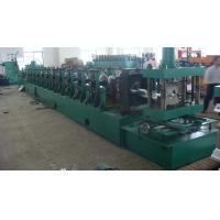 Buy cheap Galvanized Steel Sheet 2 Wave Highway Guardrail Forming Machine / Curving from wholesalers