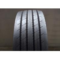 Cheap 12R22.5 Highway Truck Steering Axle Tires 18PR Ply Better Grip Performance for sale