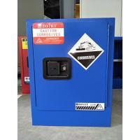 Cheap 4 GAL Vented Chemical Storage Cabinets With PP Shelves For Corrosive / Acids for sale