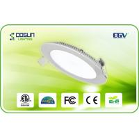 Cheap Recessed 3500K - 6500k Dimmable Led Downlights / 8 Inch Energy Saved Indoor Led Downlight for sale