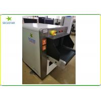 Cheap TIP Software X Ray Screening Machine Self Diagonal With Tunel Size 505*305mm for sale