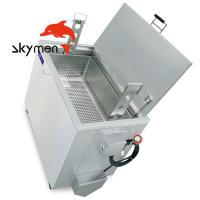 Cheap 6000W SUS304 483L Heated Soak Tank For Embroidered Tools for sale