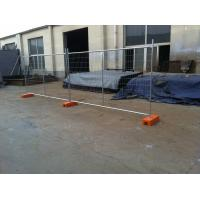 Cheap temporary mobile fence for sale PORT RUSSELL wholesale temporary construction fencing made in china for sale