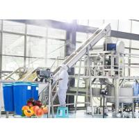 Cheap Professional Peach Processing Plant Plum Concentration Processing Line for sale