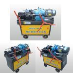 Cheap Semi - Automatic Rebar Thread Rolling Machine for sale