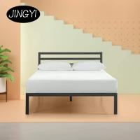 Cheap 1910*915*1650 Mm Metal Pipe Bed , Steel Pipe Bed Customizable Longtime for sale
