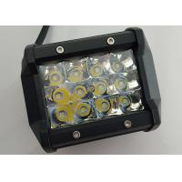 Cheap 3 Inch  12 - 24 Volt LED Work Lights For Vehicles / Off Road 36W for sale