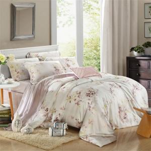 Cheap 100% Tencel LF 300TC 60s bedding set-printed design for sale