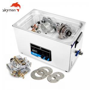 Cheap 28KHz 180W Stainless Steel Ultrasonic Cleaner 0.85 Gallon For Capillary for sale