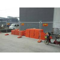 Cheap WANGANUI temporary fencing panels supplier distributor of temporary fencing panels brace ,clamp made in china brand new for sale