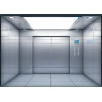Guangri High Speed Elevator 1050kg Capacity  Overall serial communication technology