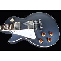 Cheap 2012 GIBSON LES PAUL STANDARD LEFTY Left Handed Electric Guitar BLUE MIST for sale