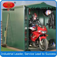 China garage container for motorcycle (Motorcycle Sheds container) on sale