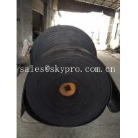 Cheap Heat resistant Rubber Conveyor Belt for cement / chemical / metallurgy industry for sale