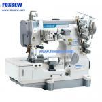 Cheap Flatbed Interlock Sewing Machine FX500-02BB for sale