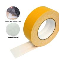 Buy cheap Waterproof Double Sided Carpet Tape for Household and Industrial Use from wholesalers