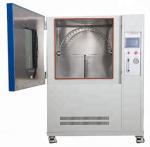 Cheap Programmable IPX3 / IPX4 Rain Spray Chamber / Waterproof Oscillating Tube Spray Tester for sale