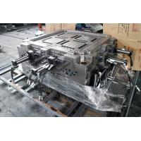 Cheap Single Face / Double Face Injection Molding Molds / Plastic Pallet Molds High Precision for sale