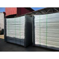 Cheap Temporary Fence Panels Auckland Supplier Made in China 1800mm x 2400mm and 2100mm x 2400mm stocked for sale for sale