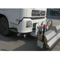 Cheap High Pressure Cleaning Truck, run way sweeper, pressure washing truck and pressure truck DFLll60BX2 for sale