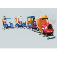 Cheap Animal Spacious Kids Ride On Train Toy With Tracks , Environmental Protection for sale