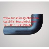 ASTM A888 Hubless Cast Iron Pipe Fittings/CISPI 301No Hub Cast Iron Fittings